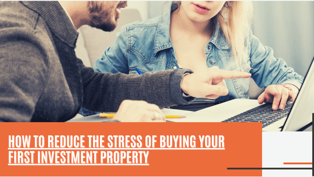 How to Reduce the Stress of Buying your First Atlanta Investment Property