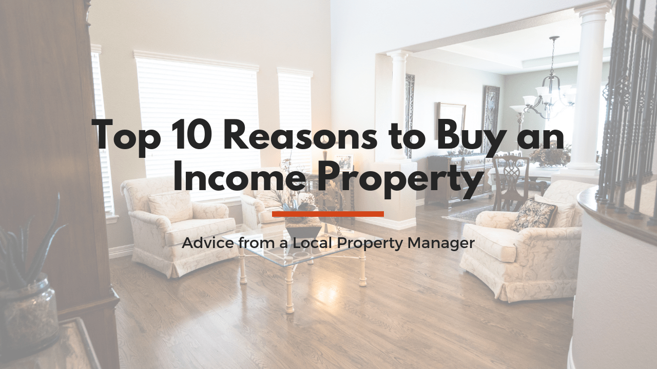 Top 10 Reasons to Buy an Income Property in Atlanta | Advice from a Local Property Manager